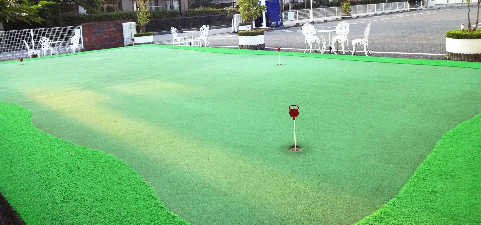 子供から大人までゴルフ教室を実施しております。随時入校できます!